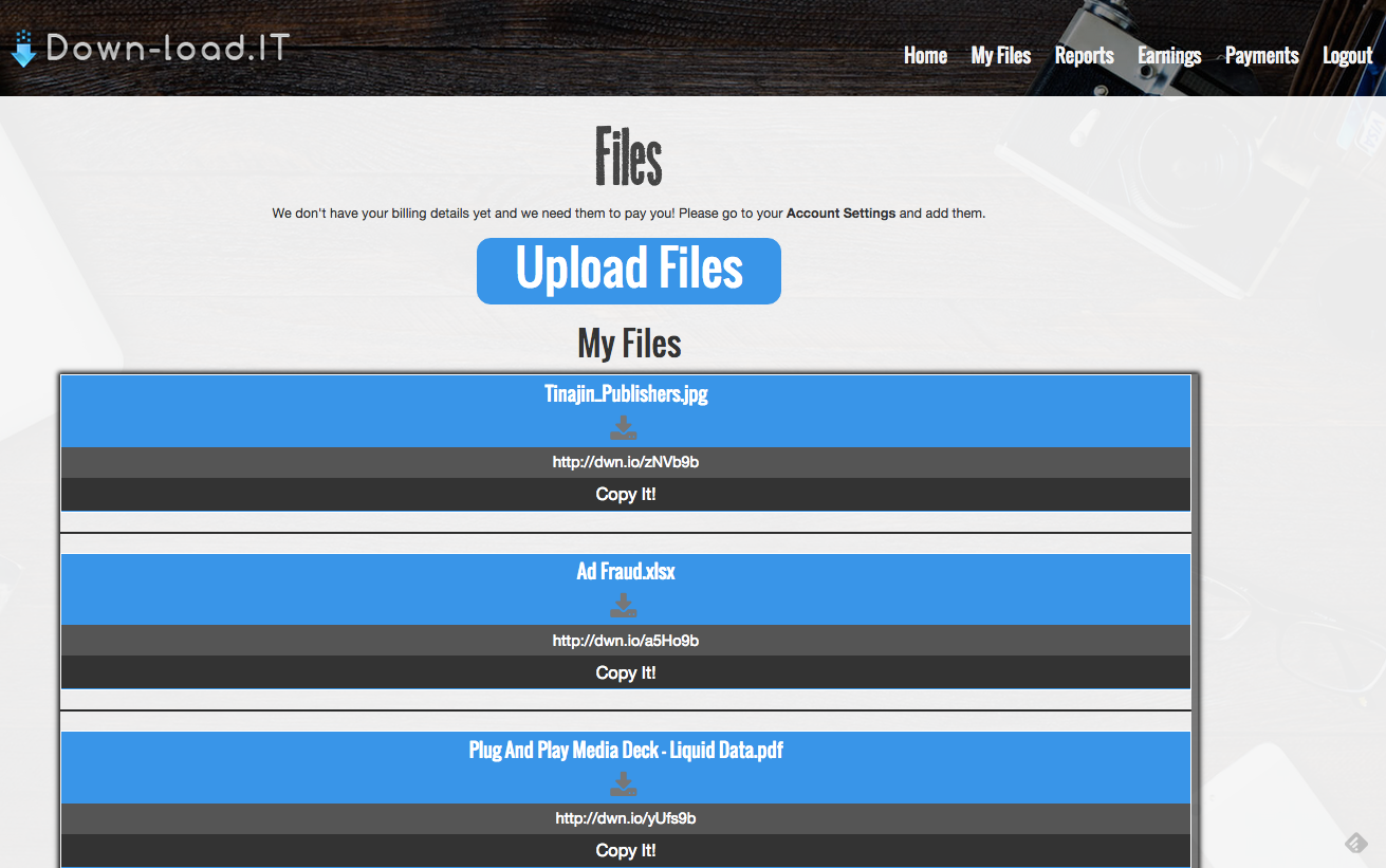 file gateway dash2